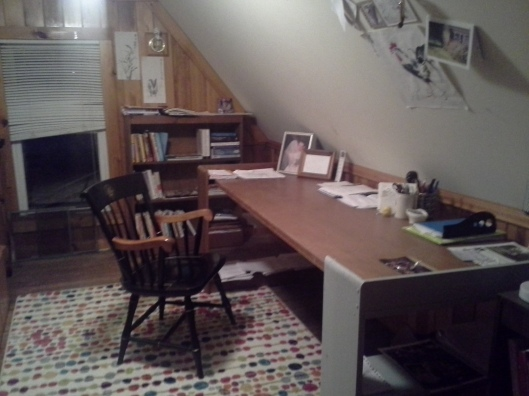 Writing Room